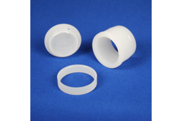 D.Open-End Cell +Cap&Ring, 32 mm (pk/200)